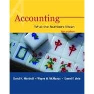 Accounting : What the Numbers Mean with Student Study Resource, PowerWeb and NetTutor Package