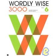 Wordly Wise 3000: Book 6