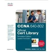CCNA 640-802 Official Cert Library, Simulator Edition, Updated