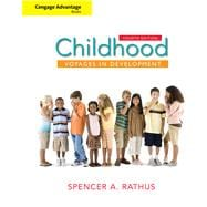 Cengage Advantage Books: Childhood Voyages in Development