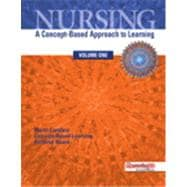 Nursing A Concept-Based Approach to Learning, Volume 1 and Volume 2 Package