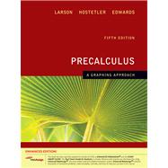 Precalculus A Graphing Approach, Enhanced Edition (with Enhanced WebAssign 1-Semester Printed Access Card)