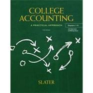 College Accounting Chapters 1-12 with Study Guide and Working Papers Plus NEW MyAccountingLab with Pearson eText -- Access Card Package