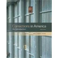Corrections in America : An Introduction