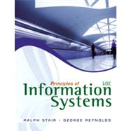 Principles of Information Systems, 10th Edition