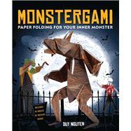 Monstergami Paper Folding for Your Inner Monster