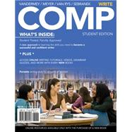 COMP Write (with English CourseMate with eBook Printed Access Card)