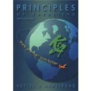 Principles of Marketing with CD