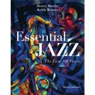 Essential Jazz (with CourseMate Printed Access Card and Download Card for 2-CD Set Printed Access Card), 3rd Edition