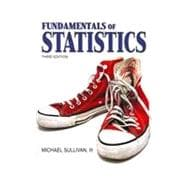 Fundamentals Of Statistics With Mymathlab Mystatlab Msl Student Access Code Card