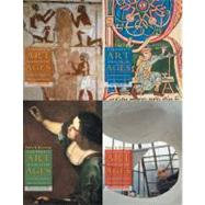 Gardner�s Art through the Ages 4 Volume Backpack Edition (with Art Study & Timeline Printed Access Card)