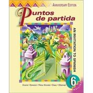 Puntos de partida (Student Edition + Listening Comprehension Audio CD)
