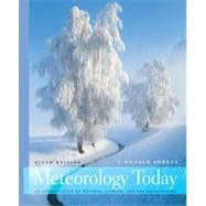 Meteorology Today, 9th Edition