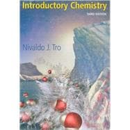 INTRODUCTORY CHEMISTRY & MASTERINGCHEM PKG, 3/e