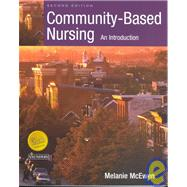 Community-Based Nursing : An Introduction