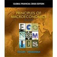Principles of Macroeconomics: Global Financial Crisis Edition