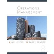 Operations Management and Student CD and Student DVD Package