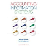 Accounting Information Systems Value Package (includes PeachTree 2008 Educational Version)