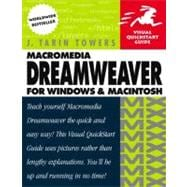 Macromedia Dreamweaver MX for Windows and Macintosh: Visual QuickStart Guide