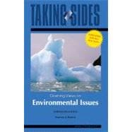 Taking Sides: Clashing Views on Environmental Issues, Expanded : Clashing Views on Environmental Issues, Expanded