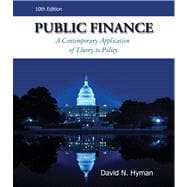 Public Finance (with Economic Applications, InfoTrac 1-Semester Printed Access Card)