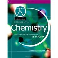 Pearson Baccalaureate: Chemistry Standard Level