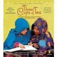 Three Cups of Tea: Young Readers Edition Young Reader's Edition 9780143144465R