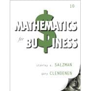 Mathematics for Business Plus NEW MyMathLab with Pearson eText -- Access Card Package