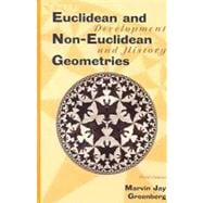 Euclidean and Non-Euclidean Geometries: Development and History