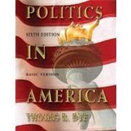Politics in America, Basic Version