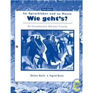 Wie geht's? Activities Manual