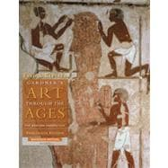 Gardner�s Art through the Ages Backpack Edition, Book A, Antiquity (with Art Study & Timeline Printed Access Card)