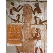 Gardner's Art through the Ages Backpack Edition, Book A, Antiquity (with Art Study & Timeline Printed Access Card)