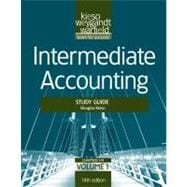 Intermediate Accounting, 14th Edition, Volume 1, Study Guide , 14th Edition