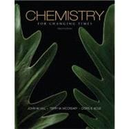 Chemistry for Changing Times
