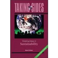 Taking Sides : Clashing Views in Sustainability