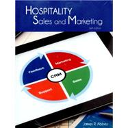 Hospitality Sales and Marketing with Answer Sheet (EI), 6/e