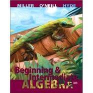 Beginning and Intermediate Algebra