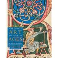 Gardner�s Art through the Ages Backpack Edition, Book B, The Middle Ages (with Art Study & Timeline Printed Access Card)