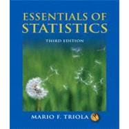 Essentials Of Stats&Mymathlab Stu Start Kit