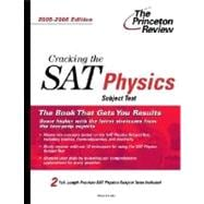 Cracking the SAT Physics Subject Test, 2005-2006