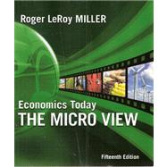 Economics Today : The Micro View