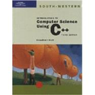 Introduction to Computer Science Using C++, Third Edition