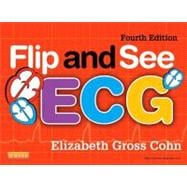 Flip and See ECG (Book with CD-ROM)
