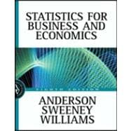 Statistics for Business and Economics With Easystat