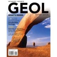 GEOL (with Earth Science CourseMate with eBook Printed Access Card and Virtual Field Trips in Geology)