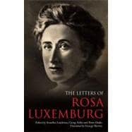 Letters Of Rosa Luxemburg Cl