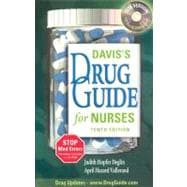 Davis's Drug Guide for Nurses (With CD)