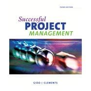 Successful Project Management (with Microsoft Project and InfoTrac)