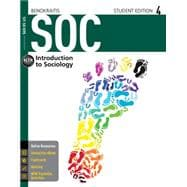 SOC 4 (with CourseMate Printed Access Card)